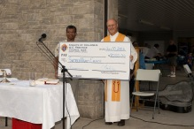 2014 Mass In Park 3 - Donation