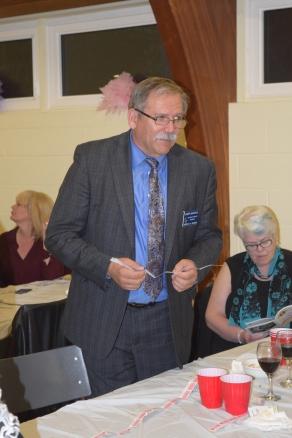 District Deputy Joe Sawczuk