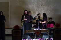 The band... Cynthia Fay and Friends
