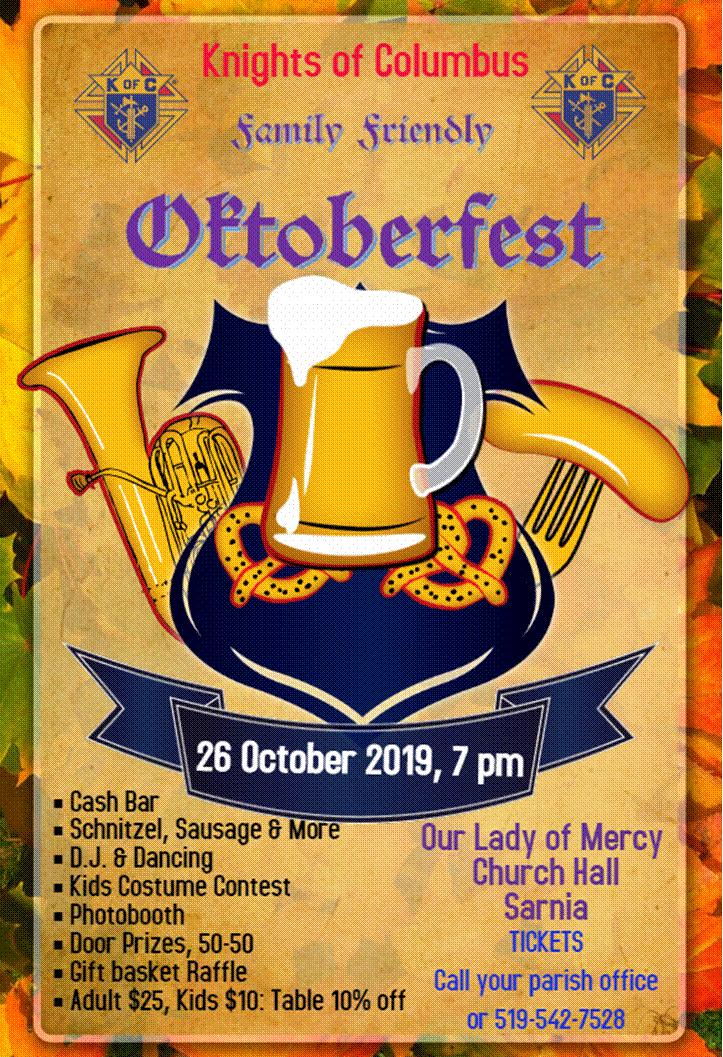 .Oktoberfest 2019